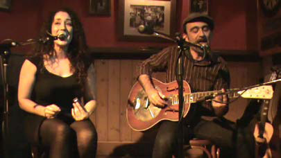 Concert Blues avec Sweet Marta & Johnny Big Stone